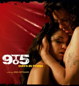 9 to 5: Days in Porn documentary DVD cover