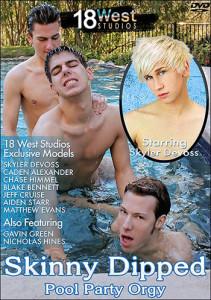 Skinny Dipped porn DVD