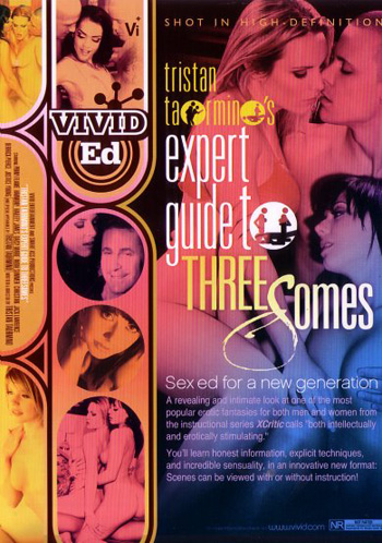 Tristan Taorminos Expert Guide To Threesomes Porn Dvd