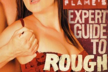 DVD cover of Penny Flame's Expert Guide to Rough Sex, porn film directed by Tristan Taormino