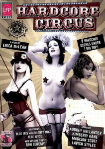 Hardcore Circus porn DVD