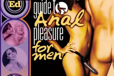 DVD cover of Tristan Taormino's Expert Guide to Anal Pleasure for Men, porn film directed by Tristan Taormino