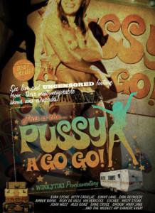 Pussy a Go Go porn DVD