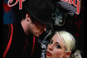 DVD cover of Speakeasy, queer porn directed by Courtney Trouble