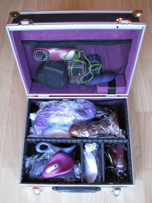 Tunti Illuminating Boudoir Toybox