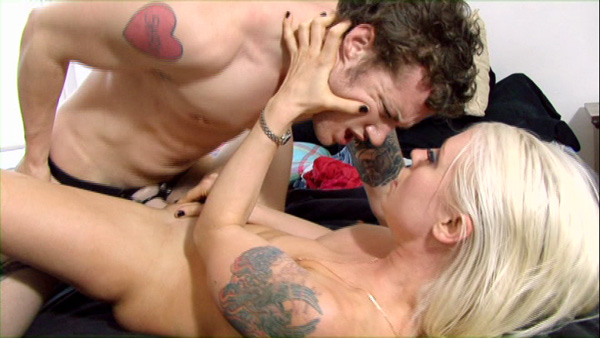 Lorelei Lee and Billy Castro