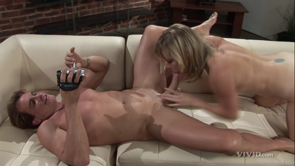 Adrianna Nicole and Evan Stone