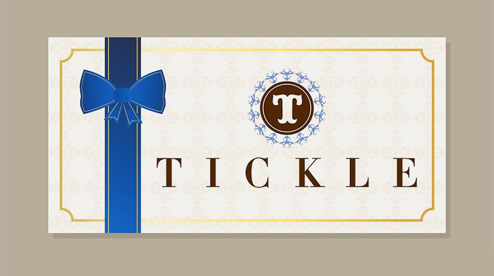Gift card to My Tickle Spot