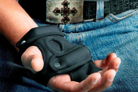 Spareparts Hardwear La Palma hand/glove harness