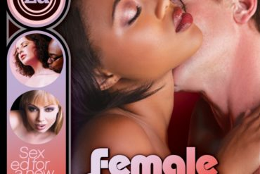 DVD cover of Tristan Taormino's Expert Guide to Female Orgasms, porn film directed by Tristan Taormino