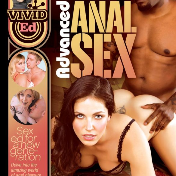 DVD cover of Tristan Taormino's Expert Guide to Advanced Anal Sex, porn film directed by Tristan Taormino