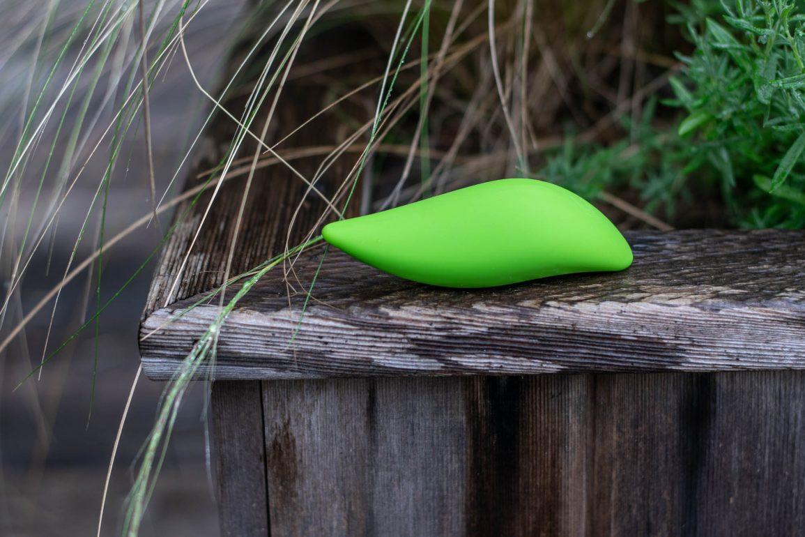BMS Factory Leaf Life rechargeable vibrator