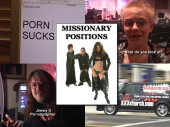 Movie Night: Missionary Positions