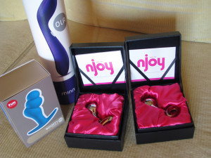 Sex toy giveaways