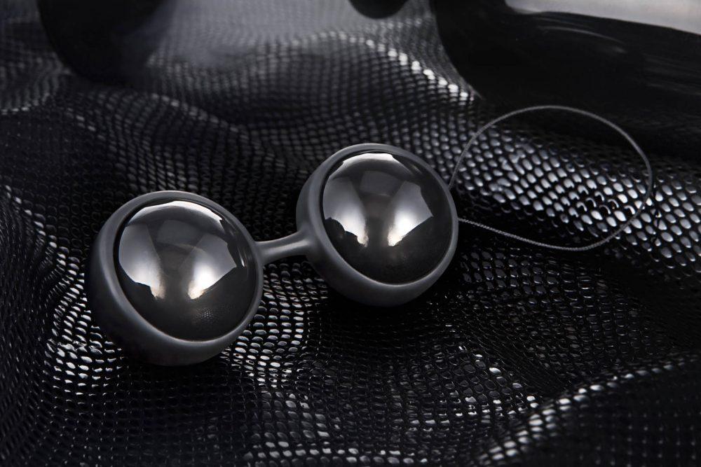 LELO Luna Beads Noir kegel balls