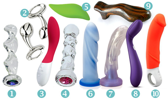 Epiphora's best sex toys of 2012
