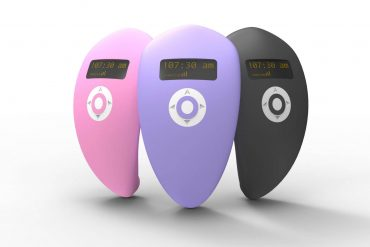 Wake Up Vibe alarm clock vibrator