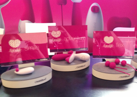 OhMiBod Lovelife collection