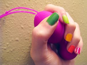 Jopen Vanity VR1 vibrating kegel balls