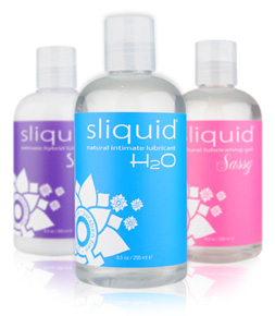Sliquid lube is the best