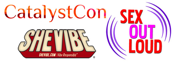 CatalystCon East 2014, plus SheVibe and Sex Out Loud radio!