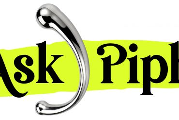 Ask Piph logo, with a Pure Wand in the middle.