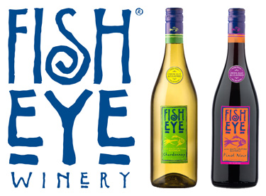 Fish Eye Winery logo