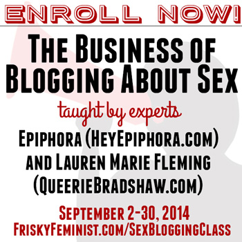 The Business of Blogging About Sex with Epiphora and Lauren Marie Fleming