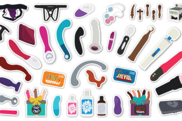 Epiphora's 6-year blogiversary giveaway — 37 sex toy prizes!