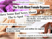 An abridged guide to decoding horseshit articles about the G-spot