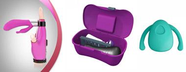 Indiegogo sex toys: the Glov, Joyboxx, and Eva
