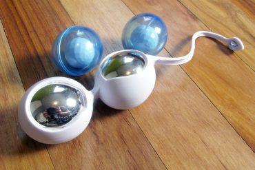 OVO L1 Silicone Love Balls.