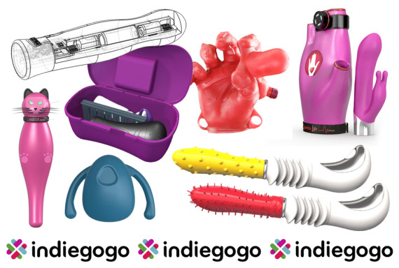 Sex toy crowdfunding Indiegogo nightmares