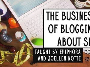 The Business of Blogging About Sex