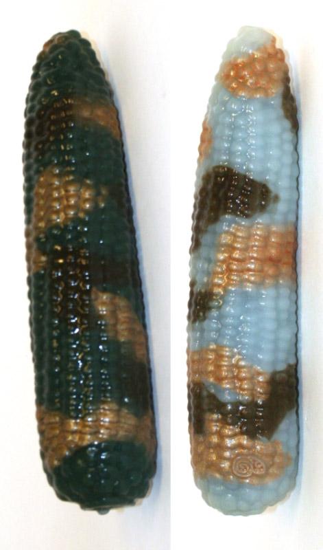 Camo colored dildos