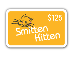 $125 gift card to Smitten Kitten
