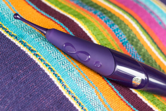 Zumio rechargeable clitoral vibrator