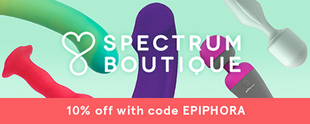 Spectrum Boutique — 10% off with code EPIPHORA