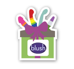 $125 prize package from Blush