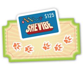 Petting Zoo — win a SheVibe gift card!