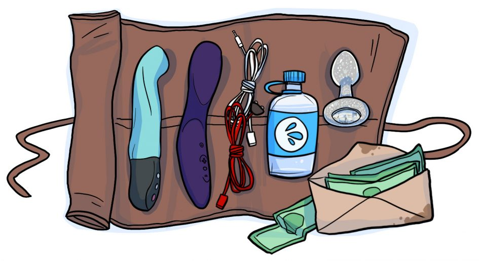 Sex Toy Survival Kit #7: Zoom Fatigue