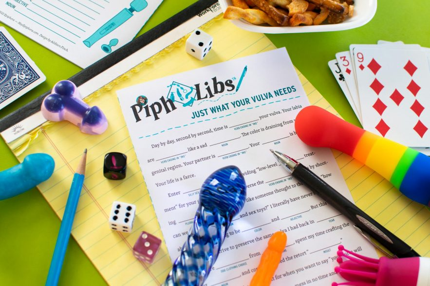 Piph Libs™: mad libs for discerning perverts